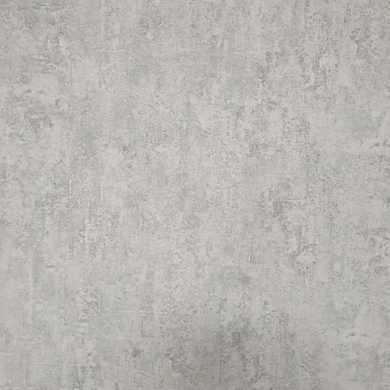 Behang grijs gewolkt