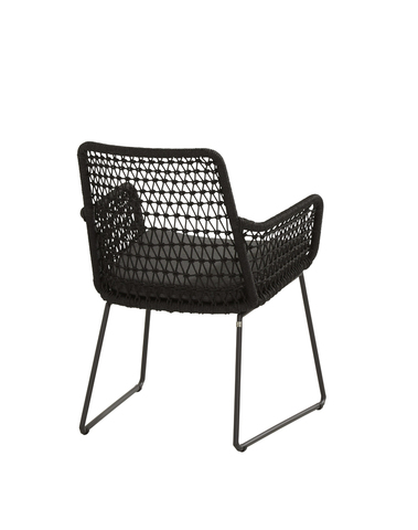 Athena dining chair antraciet