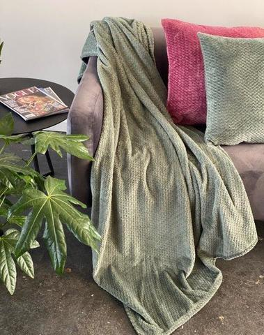 Plaid pine Apple Vert 150*200