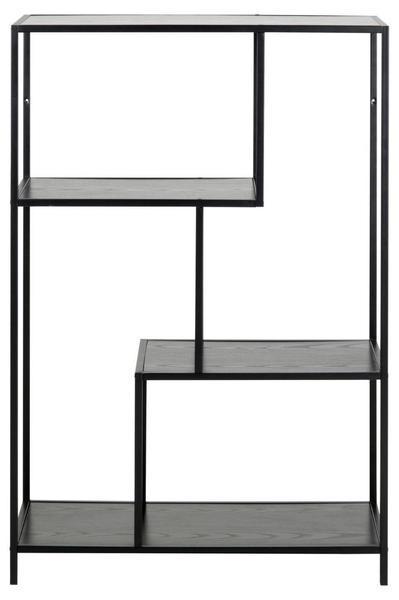 Seaford Bookcase met 2 onregelmatige leggers