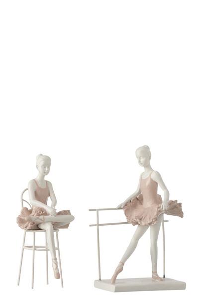 Ballerina Staand/Stoel Assortiment Van 2